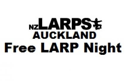 FreeLARPNightLogo